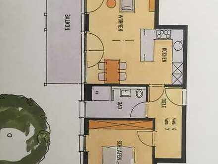 Schöne, neuwertige zwei Zimmer Wohnung in Schwarzwald-Baar-Kreis, Villingen-Schwenningen