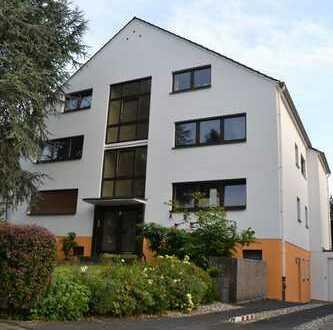 Moderne Whg mit riesigem Süd-Balkon und grossem Garten zur Mitbenutzung