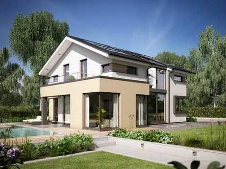Traumhaus in Bamberg/Wildensorg - Wohnen in gehobener Atmosphäre - Einfamilienhaus Concept M