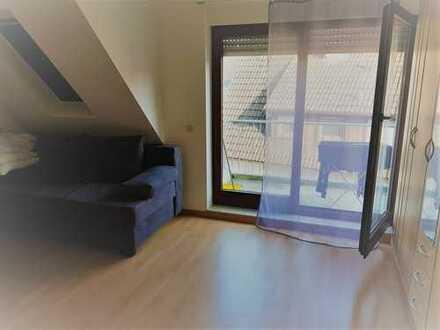 1Z-Wohnung mit kleiner Küche in schöner Lage!