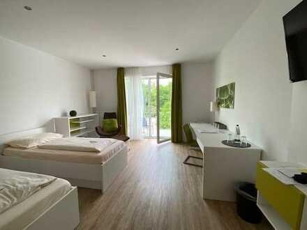 """Kapitalanlage """"LikeApart"""": Hotel-Apartment beim Fürther Golfplatz"""