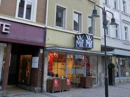 58079 Verkaufsfläche in TOP-Lage in der Ludwigstrasse - Innenstadt von Hof