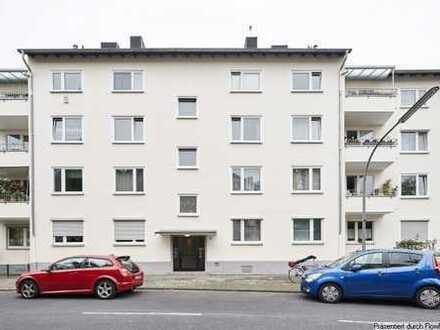 Vermietete Eigentumswohnung mit Balkon in Köln-Riehl