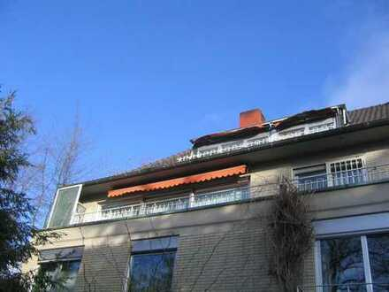 6-Zimmer-Penthouse-Wohnung mit 2 Sonnenterrassen im Pauliviertel von Braunsfeld