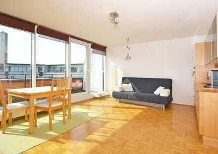 Kapitalanleger aufgepasst - Helles Appartement mit Dachterrasse