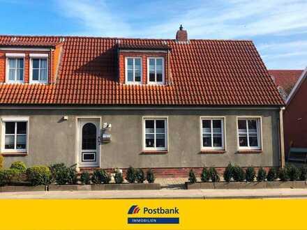 Modernes Wohnen in sehr zentraler Lage in Norden-Ostfriesland