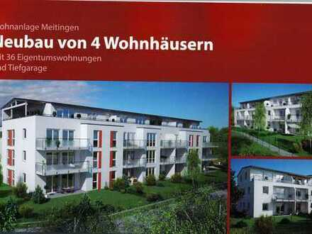 ERSTBEZUG Neubau- Charmante 2-Zimmer-Gartenwohnung