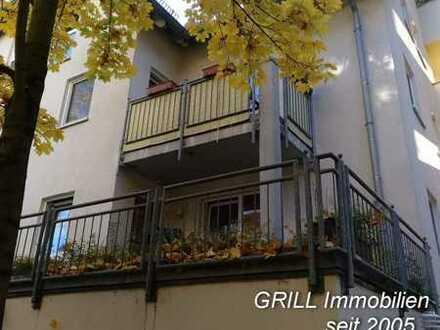 2RW im EG* große Terrasse* inkl. TG-Stellplatz* 5 Minuten vom Stadtzentrum