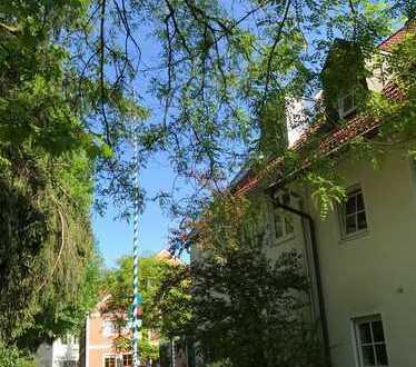 Theatergasse Weilheim - Ruhige Lage, mittendrin: 1 Zimmer-Wohnung mit Südbalkon
