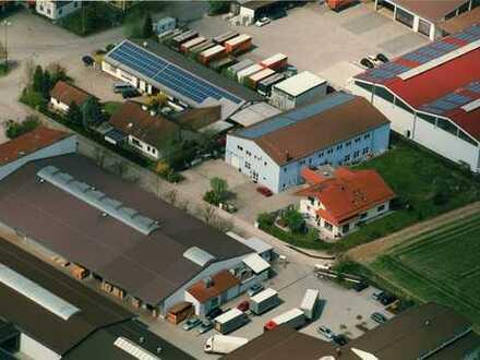 Wertige und flexibel nutzbare Lager- Produktionshalle mit bester Infrastruktur