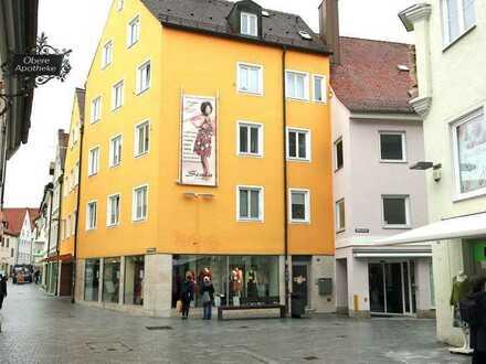 Erstbezug: Neu renovierte 3- Zimmerwohnung im Herzen von Kaufbeuren