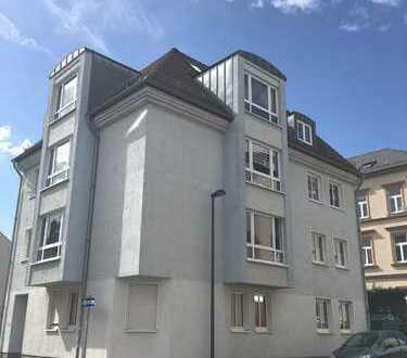 2-Zimmerwohnung mit Balkon in Zentrumnähe