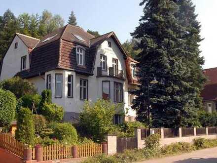TRAUM-VILLA MIT 5 WOHNUNGEN - 1920 GRÜNDERZEIT VILLA TOP-WALDLAGE 16259 bei Eberswalde Berlin