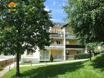 Familien Willkommen! Großzügige Balkonwohnung in ruhiger Lage im beliebten Wohnpark Bernsbach!