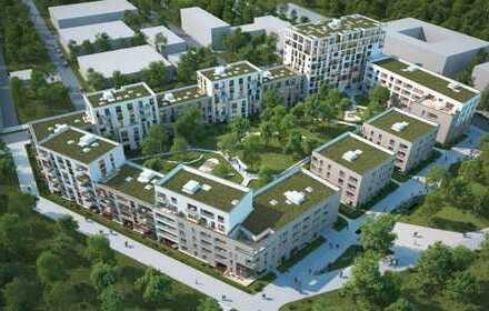 EASY - ganz oben! 4-Zimmer mit Balkon und Loggia im 5.OG * 11kW-Elektro-Stellplatz in der Tiefgarage