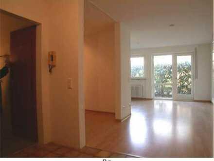 Stilvolle 1,5-Zimmer-Erdgeschosswohnung mit Balkon und EBK in Fellbach