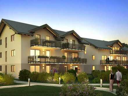 ** ERSTBEZUG ** Haus F | attraktive 3-Zimmer-Dachgeschosswohnung mit Balkon