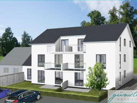 Neubauprojekt Unna-Massen!Barrierefreie DG-ETW (Whg.6 DG rechts - ca.66,92 m²) Balkon/ Stellplatz
