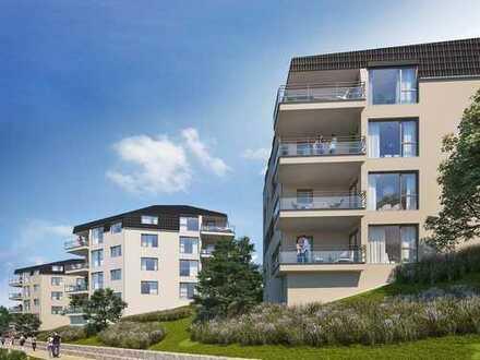 Mit hohem Freizeitwert! Barrierefreie 4-Zimmer-Erdgeschosswohnung auf ca. 95 m² mit 3 Schlafzimmern