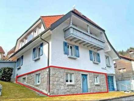 2,5-Zimmer-Erdgeschosswohnung mit neuer Einbauküche in St. Blasien