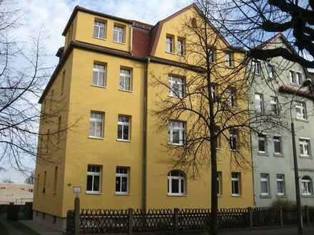 Löbau -Gemütliche 2-Zimmer-Wohnung mit Balkon in beliebter Lage, sofort bezugsfertig!