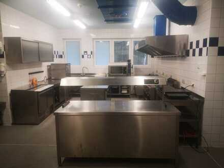 Gewerbliche Küche für Caterer, Lieferdienste und Exsitenzgründer