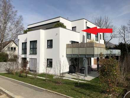 Exklusive Penthousewohnung am Geogenberg