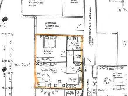 Schöne 2,5-Zimmer-Wohnung mit EBK in Sonnenbühl
