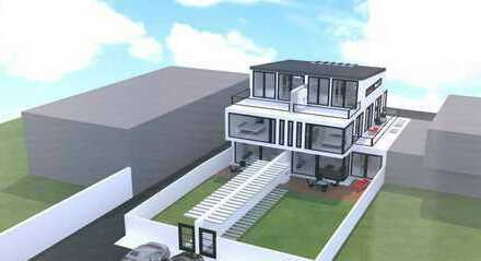 Designer Haus - Architekten Haus - Einzigartig Wohnen - Black White House