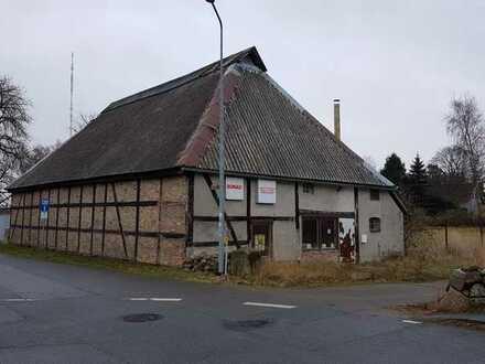 HRO! Baugrst. o. Baubindung/Bauträgerfrei/auch teilbar, alten Ortskern von HRO-Krummendorf zu verk.