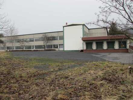Gewerbeimmobilie für Produktion/Lager in der Mitte Deutschlands zu vermieten