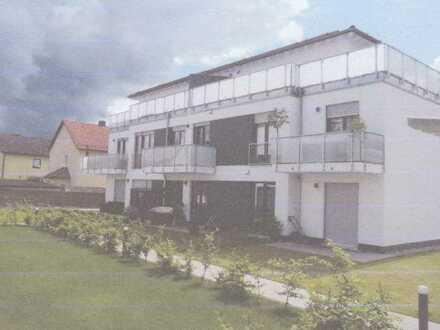 Gepflegte 2-Zimmer-Wohnung mit Balkon und Einbauküche in Beilngries