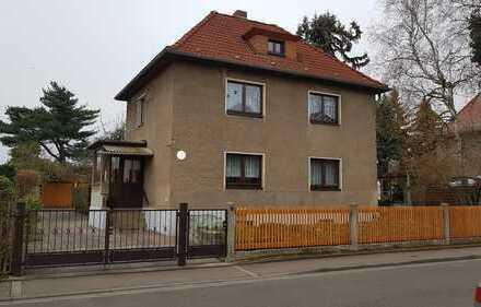 Einfamilienhaus in Dresden-Meußlitz