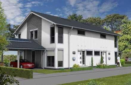Wundervolle 150m² DHH in Übersee | Freie Planung | Modernste Architektur