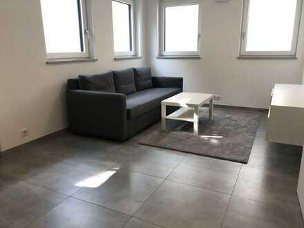 Vollmöblierte 2,5 Zi.-Wohnung inkl. Küche - Neubau, sehr hell!!