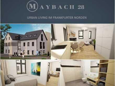 Maybach 28 - Ehemalige Werkstatt als nostalgisches Hinterhaus im Erstbezug nach Neuerstellung
