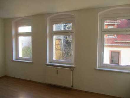 Hübsche 2-Raum-Wohnung mit Garten am Haus sucht neuen Mieter!