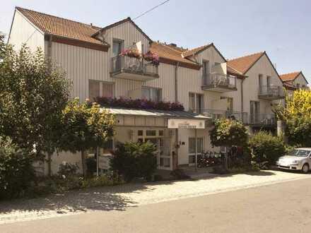 2-Zimmer-Wohnung mit Balkon und Stellplatz in einer gepflegten Hotelanlage!