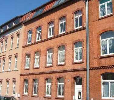 Gepflegte Altbauwohnung mit Balkon Nähe Stadtzentrum