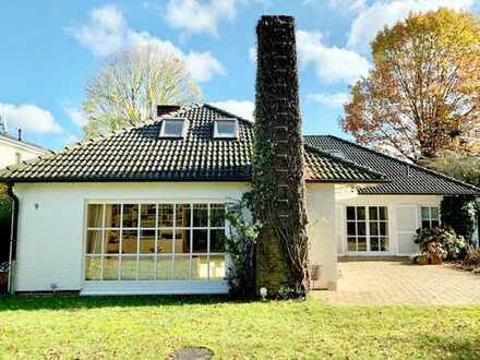Tolles Einfamilienhaus auf traumhaften Grundstück im familienfreundlichen Lemsahl-Mellingstedt