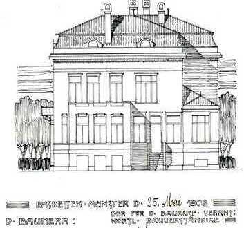 Exklusive Stadtwohnung in historischer Villa !