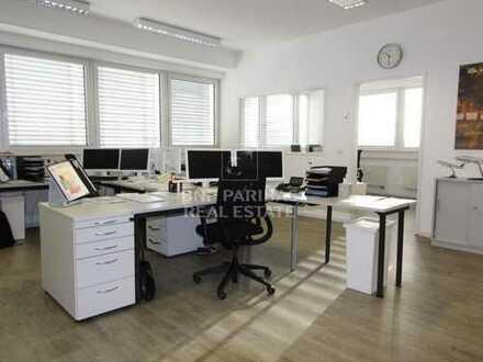 Top ausgestattete Bürofläche am Luftfrachtzentrum, das Zollamt als Ihr direkter Nachbar.
