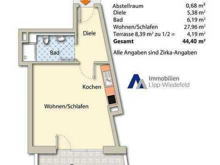 Erstbezug: Barrierefreie Neubauwohnung in Viersen, 1. Obergeschoß mitte