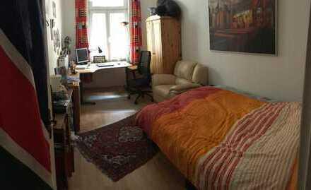 2er Studenten-WG in Aachen sucht Zwischenmieter - Altbauwohnung mit 3 Zimmern und Garten