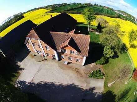 Wunderschöner Resthof/Herrenhaus 4 Wohneinheiten + 3 Ausbaureserve + traumhafter Ausblick