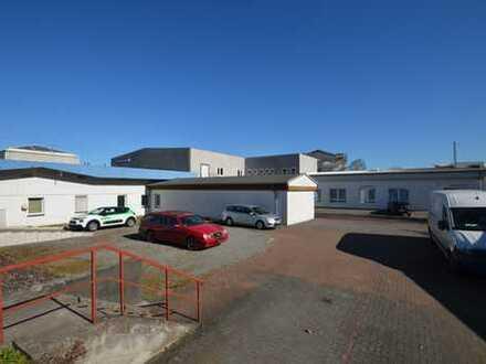Gewerbehalle mit 4271 m² Grundstück in zentraler Lage von Landstuhl!
