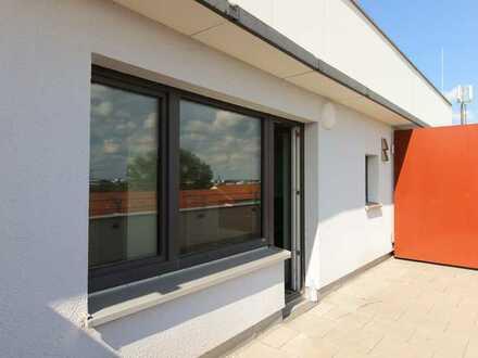 1-Zi. Apartment mit großer Dachterrasse in perfekter Lage
