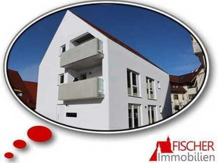 Neubau- Erstbezug! 4 Zi DG Wohnung mit Balkon