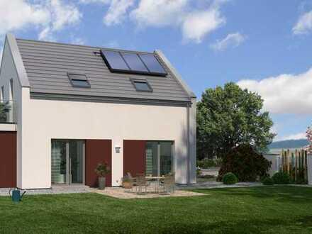 * Einfamilienhaus in Schönau * Ein moderner Klassiker * KfW 55 im Standard *
