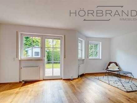 Top renovierte Doppelhaushälfte in zentraler Lage in Neuried - sofort bezugsfertig !